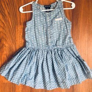 Calvin Klein Jeans Toddler Girl Dress